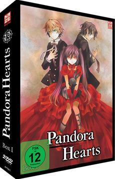 DVD-VÖ | Pandora Hearts auf DVD