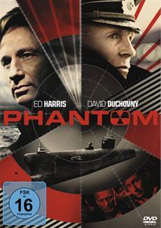 DVD-VÖ   Phantom: Die Tiefen des Kalten Krieges