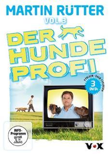 DVD-VÖ | Hundeprofi - Vol.3