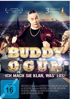 """Startverschiebung Buddy Ogün-DVD """"Ich mach sie klar, was' los!"""""""