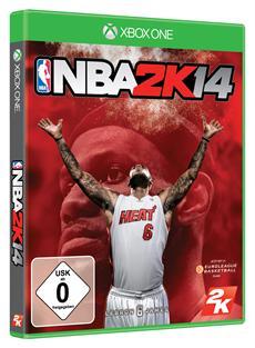 Eine neue &Auml;ra beginnt: NBA<sup>&reg;</sup> 2K14 ist ab sofort f&uuml;r Xbox One erh&auml;ltlich