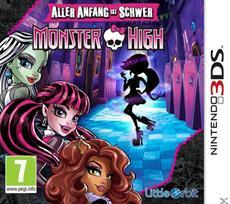 Eine Wanderung durch die Hallen der Monster High School in Little Orbits Monster High<sup>&trade;</sup>: Aller Anfang ist schwer - Ab jetzt erh&auml;ltlich