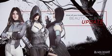 Einfacher Austausch von Black Desert Online Character-Designs mit dem Beauty Album
