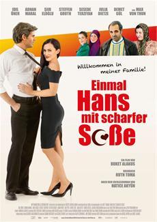 EINMAL HANS MIT SCHARFER SOSSE (Kinostart: 12.6. / Verleih: NFP)