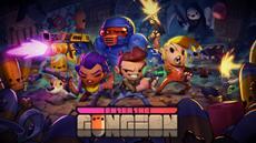 ENTER THE GUNGEON - Action-geladene Dungeon-Ballerei erscheint am 5. April 2016 für PS4 und PC