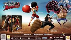 Erscheinungstermin und Vorbesteller-Angebote von One Piece Burning Blood veröffentlicht