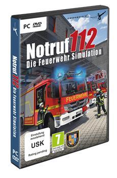 Erster Trailer zu Notruf 112 - Die Feuerwehr Simulation von Aerosoft veröffentlicht