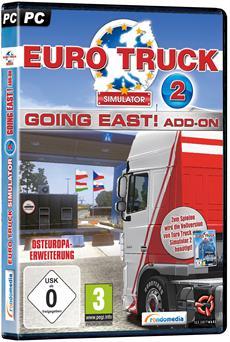Euro Truck Simulator 2: Going East! Add-On - Unterwegs zwischen Warschau und Budapest
