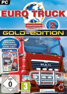Euro Truck Simulator 2: Gold-Edition - Volle Ladung Fahrspaß
