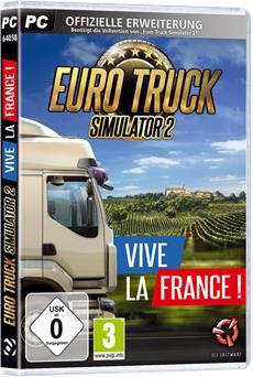 Euro Truck Simulator 2 | Vive la France!