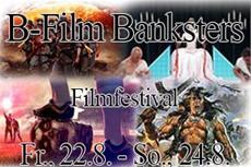 B-FILM BANKSTERS 2014 - Durch die Bank gewinnbringende Filme für Frankfurt!