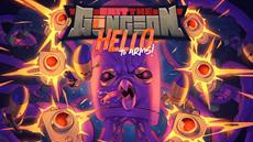 Exit the Gungeon: Hello to Arms lädt heute auf PS4 und Xbox One voll durch