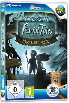 Fearful Tales: Hänsel und Gretel - Knusper, kusper, knäuschen…wer knuspert sich durch meine Rätsel?