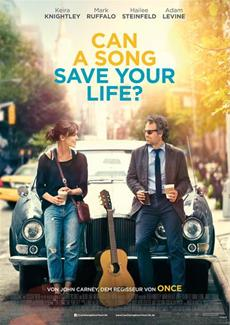 Feature   Das Hairstyling von Keira Knightley ( zu CAN A SONG SAVE YOUR LIFE?)