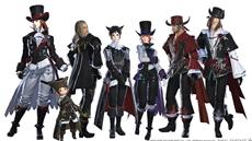 Final Fantasy XIV - Bildmaterial zeigt Dungeons und fliegende Reittiere aus Update 3.1