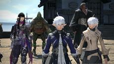 Final Fantasy XIV: Neues Bildmaterial zum kommenden Update 4.2 - Rise of a New Sun