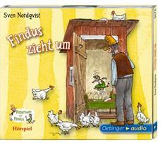 """""""Findus zieht um"""" Hörbuch des Monats März 2013 beim Sankt Michaelsbund"""