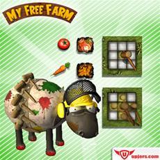 Fröhliches Gemüsematschen in My Free Farm