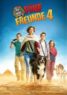 FÜNF FREUNDE 4: Trailer und Hauptplakat (Kinostart: 29.01.2015)
