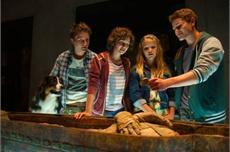 FÜNF FREUNDE 4: Vier neue Figuren unterstützen die Fünf Freunde in Ägypten! (Kinostart 29.01.2015)