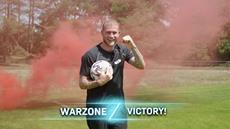 Fußball-Dreamteam bei der Call of Duty-Challenge: Loris Karius und die freekickerz kämpfen in der Warzone!