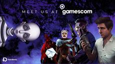 gamescom 2020 | Celebrate Gamescom and join the 2020 Feardemic Conference to discover a new world of horror!