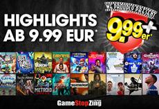 GameStopZing mit starker 9.99er-Aktion zur gamescom 2021