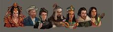 Geschichte spielen: Historische Questreihen in Forge of Empires