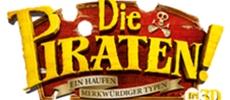 Gewinnspiel: Die Piraten - Ein Haufen merkwürdiger Typen