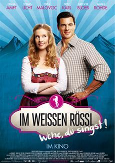 Gewinnspiel | IM WEISSEN RÖSSL - Wehe, du singst!