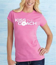 Gewinnspiel: Kiss the coach