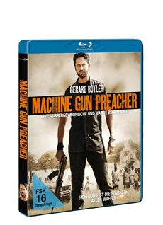 Gewinnspiel: MACHINE GUN PREACHER