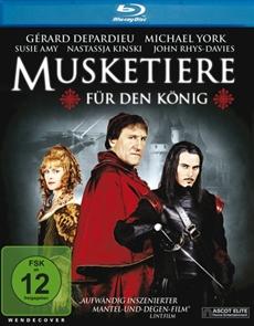 Gewinnspiel: Musketiere für den König