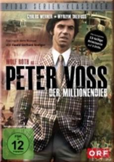 Gewinnspiel: Peter Voss, Der Millionendieb