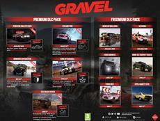 GRAVEL präsentiert neuen DLC Ice & Fire und enthüllt Inhalte des Digital-Plans