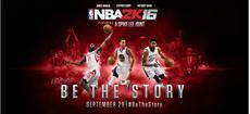 Großes Staraufgebot für NBA 2K16 #Spike Lee #Stephen Curry #James Harden #Anthony Davis