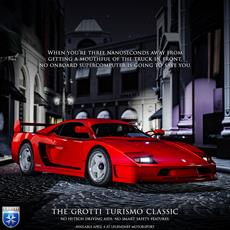 Grotti Turismo Classic jetzt in GTA Online erhältlich