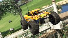 GTA Online: Arena War - Der RC Bandito mit acht komplett neuen Rennen