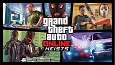GTA Online Heists - neuer Trailer und Infos