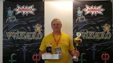 Hans Mostböck aus Österreich ist Wizard-Weltmeister!