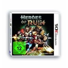 HEROES OF RUIN: Spielbare Demo im Nintendo eShop als Download erhältlich