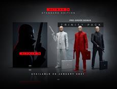 HITMAN 3: Digital Deluxe Unboxing