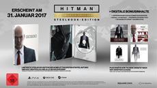 HITMAN   Die komplette erste Season - ab 31. Januar 2017 auf Disc erhältlich