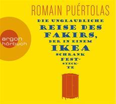 HSP-VÖ | Die unglaubliche Reise des Fakirs, der in einem Ikea-Schrank feststeckte