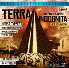 """CD-Veröffentlichung des Hörspiels """"Terra Incognita - Gruselstory in 4 Teilen"""" am 12.04.2013"""