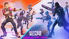 Hyper Scape | Takeshis Team Deathmatch Party Event