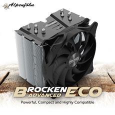 JETZT bei Caseking - Alpenföhn Brocken ECO Advanced CPU-Kühler: Bestens gekühlt und einfach installiert