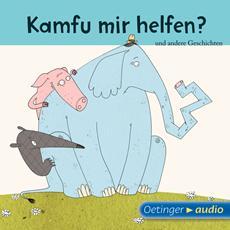 """""""Kamfu mir helfen?"""" ist Hörbuch des Monats April 2013 beim Sankt Michaelsbund"""