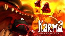 Karma. Incarnation 1 is out now on Xbox One, PS4 and Switch!