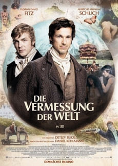 Kinostart   DIE VERMESSUNG DER WELT (Kinostart 25.10.)